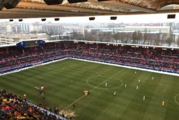 Propuesta sanción de 20.000 euros a Osasuna por deficiente control ante Betis