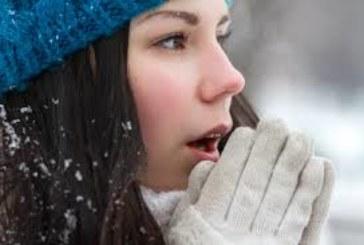 El cuidado de la piel en invierno