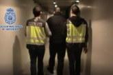 La Policía Nacional detiene al presunto autor de apuñalar a un aficionado del Atlético de Madrid