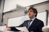 La Fiscalía alemana solicitará la extradición a España de Puigdemont por rebelión