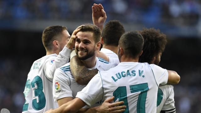 Resultado de imagen de Real Madrid  7-1  Deportivo