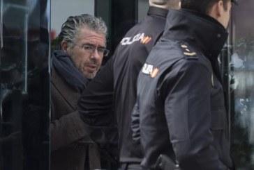El juez reafirma su negativa a Granados a imputar a Aguirre y a Cifuentes