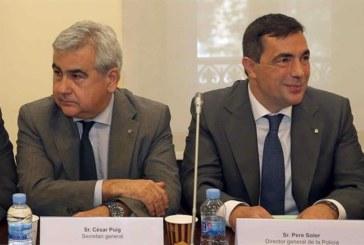 La «finalidad inmediata» de Soler y Puig fue facilitar el 1-O, según Lamela