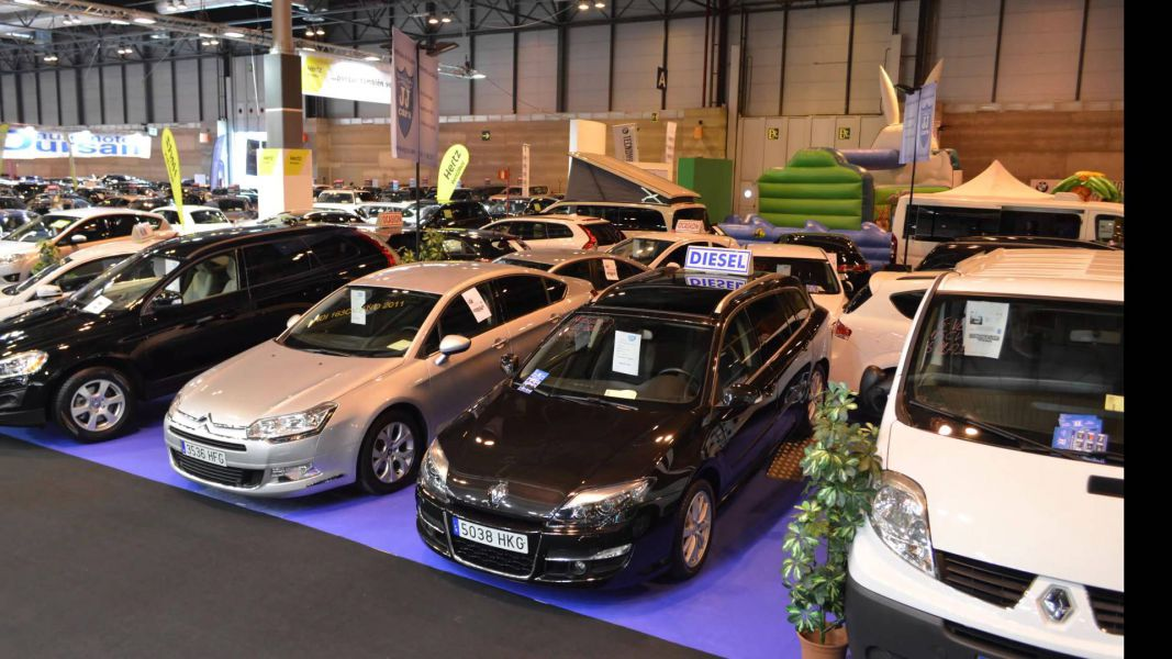 El precio medio del coche de ocasión en Navarra crece un 1,6 %