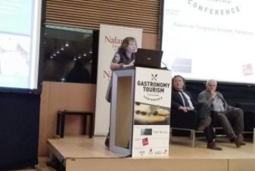 "Culmina ""con éxito"" I Congreso Internacional de Turismo Gastronómico Navarra"
