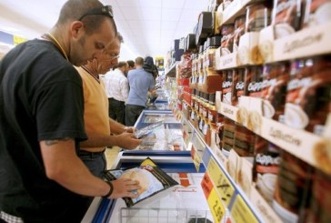 Escanee las etiquetas de los alimentos para hacer una compra más saludable