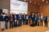 El vicepresidente Ayerdi resalta el valor de la gastronomía como reclamo en la apertura del I Congreso Internacional de Turismo Gastronómico