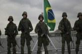 La Cámara baja brasileña aprueba la militarización de la seguridad de Río de Janeiro