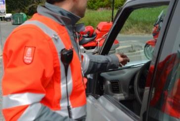 Imputados cuatro conductores por diferentes delitos contra la seguridad del tráfico