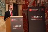 El Rey llama a la cooperación para conservar el éxito del Mobile en Barcelona