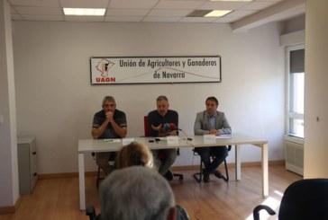 UAGN considera «discriminación» con sector agrario el reparto de 113 millones