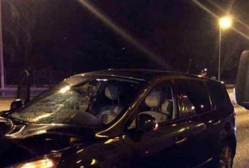 Una mujer muere atropellada en la M-30 a la altura del puente de Ventas