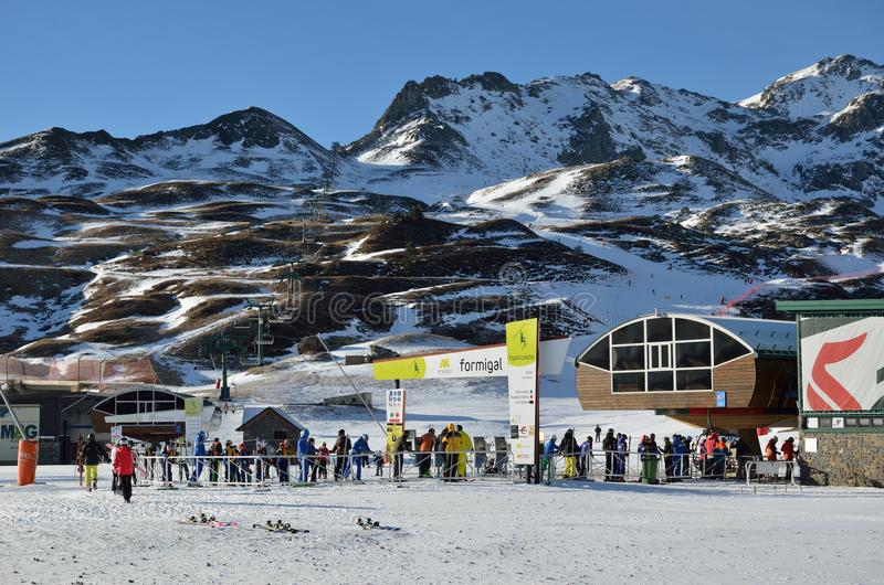 Baja un 3% el precio del alquiler vacacional para esta temporada de esquí