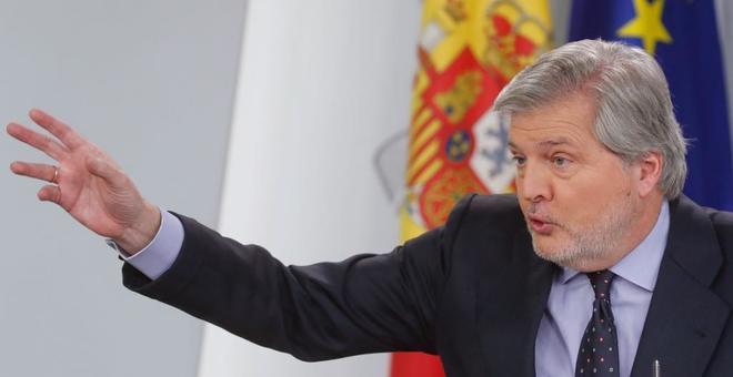 """Méndez de Vigo afirma que Rovira se """"fuga"""" para huir de sus responsabilidades"""