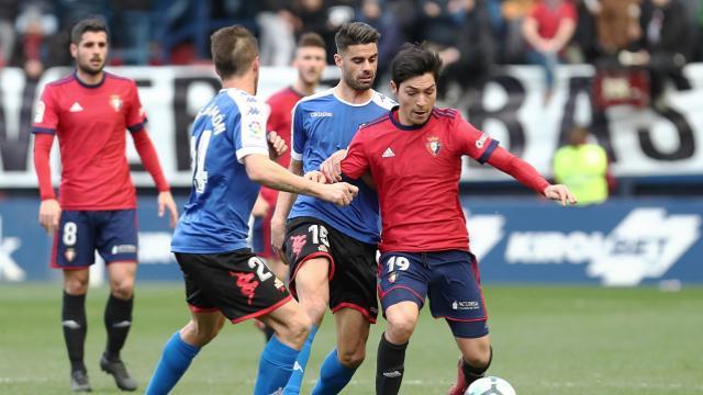 Osasuna busca una victoria para seguir rozando los play-off de ascenso