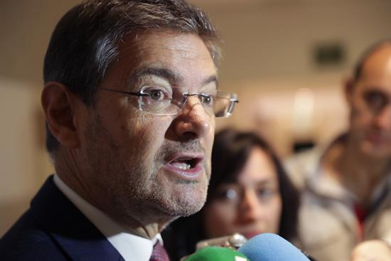 """Catalá: """"Espero que Cifuentes tome las decisiones que correspondan"""""""