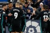 1-3: El Real Madrid remonta en Butarque y se encarama al tercer puesto
