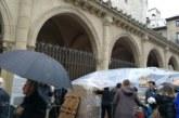 """Día de San Blás: Puestos de roscos y dulces en la Iglesia de San Nicolás y """"bendición"""" de alimentos"""