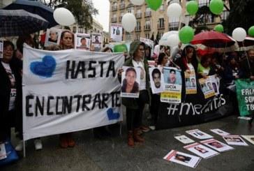 Familiares de desaparecidos piden que no haya casos de primera y segunda