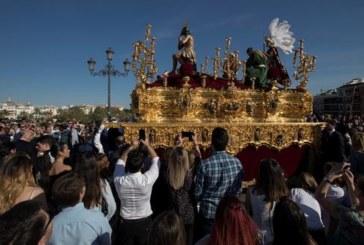 Sevilla arranca su semana grande con un Domingo de Ramos amenazado por la lluvia