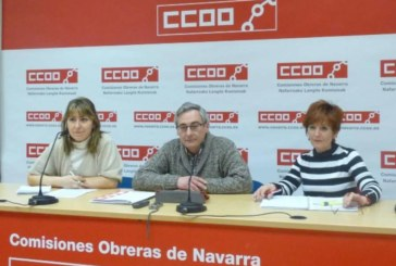 CCOO lamenta la «intolerable» OPE que causa «preocupación y decepción»