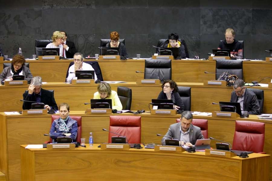 Rechazada una moción para construir de forma urgente un nuevo pabellón en Tudela