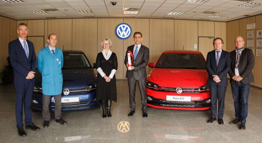 VW Navarra, premio Best Cars 2018 al Polo como mejor coche en su categoría
