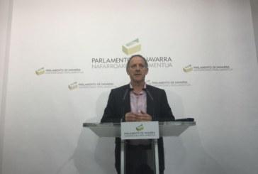 EH Bildu cree Ejecutivo foral «ha dado la espalda al diálogo» en el desalojo