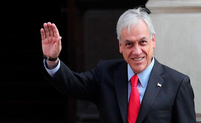 El conservador Sebastián Piñera asume por segunda vez la Presidencia de Chile