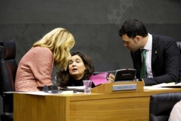 La Cámara foral rechaza una moción que instaba a recuperar principios de Ley Autonomía Personal