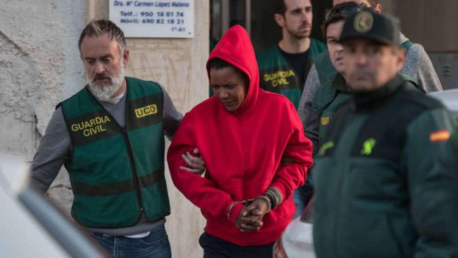 La Guardia Civil encuentra el hacha con la que Quezada dice que golpeó a Gabriel
