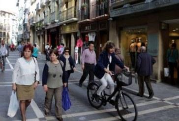 El 97% de la ciudadanía satisfecha de vivir en Pamplona y el 92% con su vida