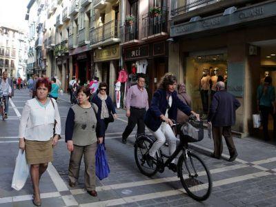 El 83,1 % de consumidores navarros realiza gasto extra navideño en Navarra