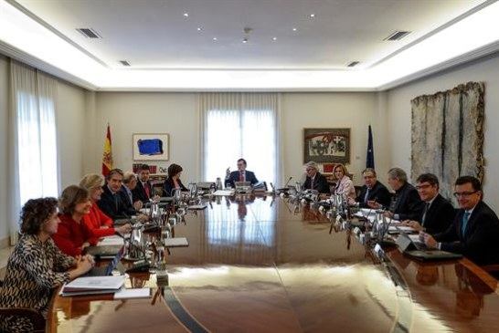 El Gobierno publica el decreto de competencias de consejerías de Cataluña, pero no el de nombramientos