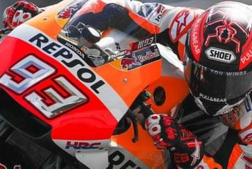 Márquez espera, vence y se proclama ¡¡¡campeón!!!