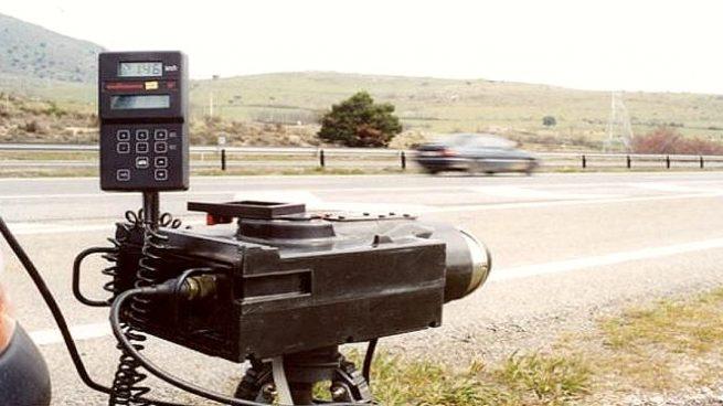 El Supremo precisa el margen de error para los radares móviles de tráfico