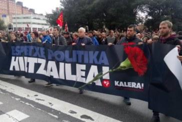 Sortu homenajea al preso de ETA «Antxo» y dice que «no todas las violencias han desaparecido»
