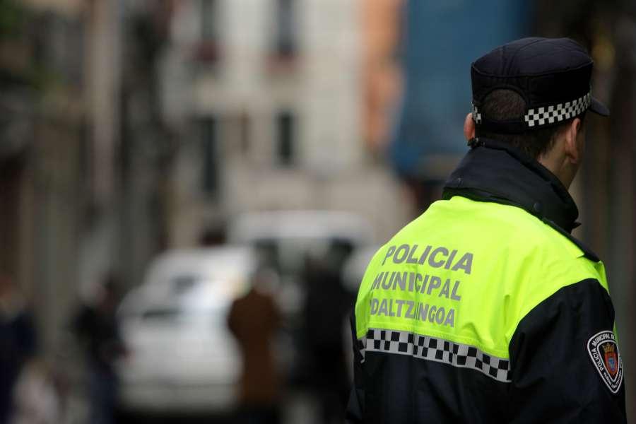 Detenidas cinco personas por delitos contra la seguridad víal