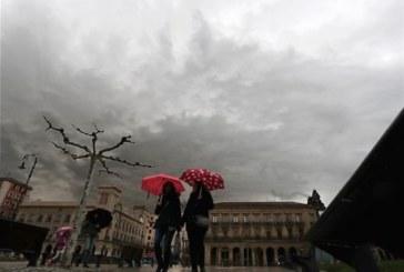 Lluvias superiores a la media y temperaturas inferiores a lo habitual en mayo
