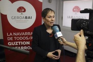 Barkos ofrece diálogo a los «okupas» de Rozalejo, defiende propiedad y «desalojo ordenado»
