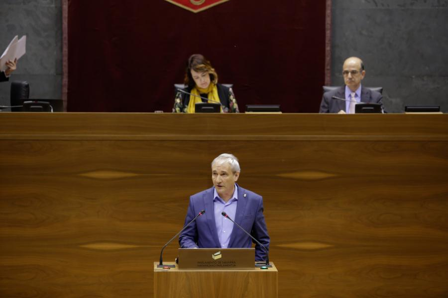 Aprobada la Ley Foral de Contratos Públicos de Navarra