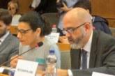 Carlos Silva (UPYD) denuncia en el Parlamento Europeo la discriminación del castellano en la escuela catalana