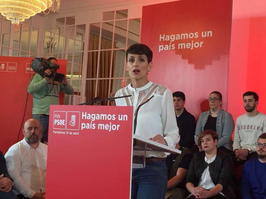 PSN pide al Gobierno de Barkos que no se esconda y dé la cara para materializar propuesta corredor Atlántico