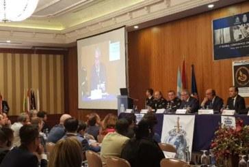 Policia Nacional inaugura la I conferencia mundial de INTERPOL sobre drogas en Todeldo