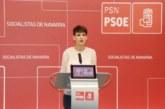 El PSN pregunta a Barkos si seguirá el camino de las Haciendas vascas y devolverá el dinero a las madres