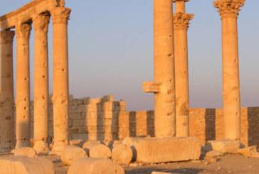 """AGENDA: 23 de abril, en Civivox Condestable, """"La destrucción del patrimonio en Siria"""""""