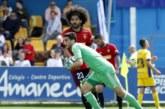 Aridane podrá jugar ante el Tenerife tras retirarle Competición una tarjeta