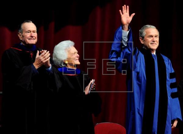 Fallece la ex primera dama de EE.UU. Barbara Bush a los 92 años