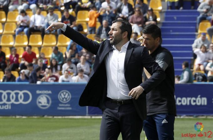 Diego Martínez: «Soy positivo y confío en nuestra posibilidades de promoción»