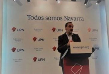 Esparza denuncia el crecimiento desproporcionado que está destinando el Gobierno de Navarra a las partidas para el euskera